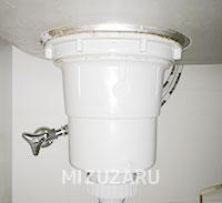キッチンシンクの水漏れ