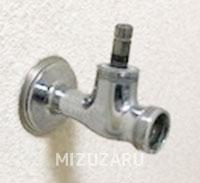 加須市で洗濯水栓の修理