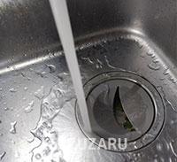 キッチン 排水の逆流