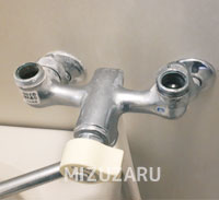 シャワーの水漏れ修理