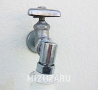 洗面所の水道修理