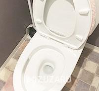 天王寺区でトイレつまり