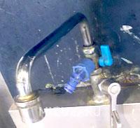 東京都北区で蛇口の水漏れ修理