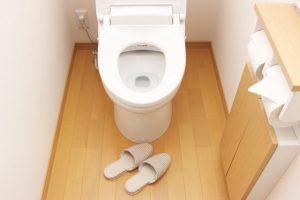 トイレが故障した時に確認すること